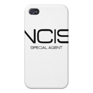 Special Agent Case For iPhone 4