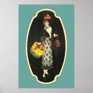 Special Bonnet Poster