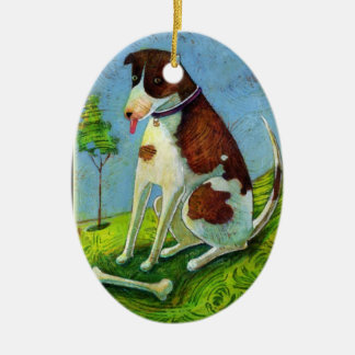 Special Christmas Message Ornament