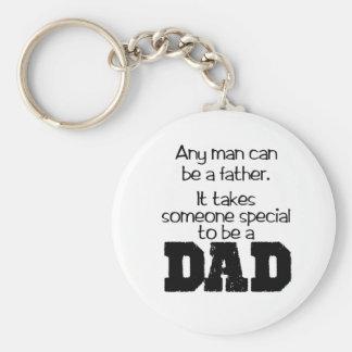 Special Dad Key Ring