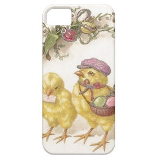 Special Delivery Easter Chicks Barely There iPhone 5 Case