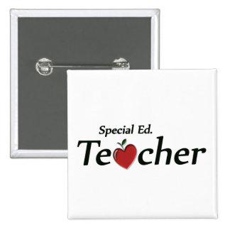 Special Ed. Teacher 15 Cm Square Badge