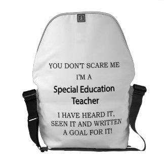 Special Ed. Teacher Commuter Bags