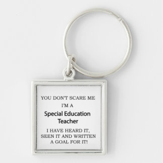 Special Ed. Teacher Key Ring