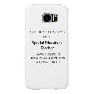 Special Ed. Teacher Samsung Galaxy S6 Cases