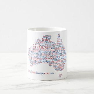 Special Edition Aussie Slang Mug