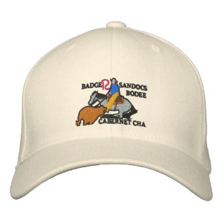 Special Edition Cabernet CHA Casquette Roger Embroidered Hat