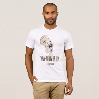 "Special Edition ""Half-Body Larry"" White T-Shirt"