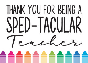 Special Education Teacher Gifts on Zazzle AU
