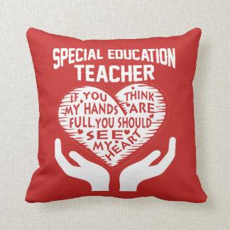 Special Education Teacher Cushion