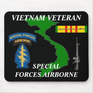 Special Forces Airborne Vietnam Mousepad 2/b