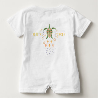 """Special Forces"" Baby Romper Baby Bodysuit"