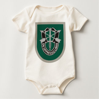 Special Forces Command Baby Bodysuit