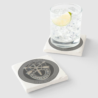 Special Forces GB Stone Coaster