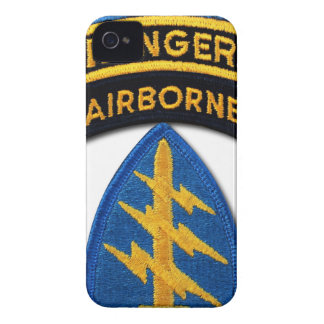 Special Forces Group Green Berets SF SOF SFG SOC iPhone 4 Cases