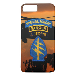 Special Forces Group Green Berets SF SOF SFG SOC iPhone 7 Plus Case
