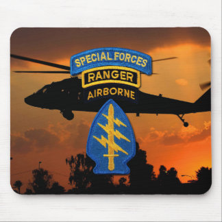 Special Forces Group Green Berets SF SOF SFG SOC Mouse Pad