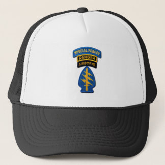 Special Forces Group Green Berets SF SOF SFG SOC Trucker Hat