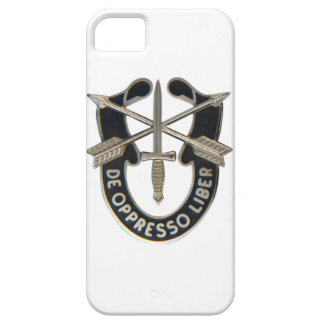 Special Forces iPhone 5 Cover
