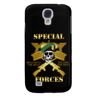 Special Forces Samsung Galaxy S4 Case