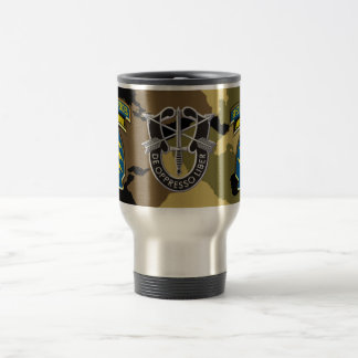 Special Forces Travel Coffee Mug