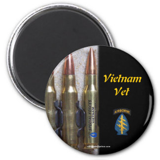 special forces vietnam green berets group Magnet