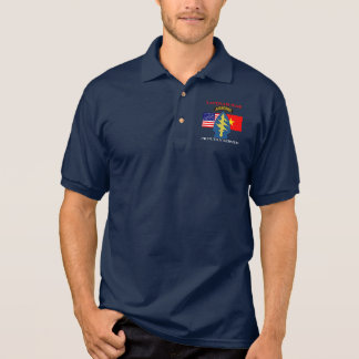 SPECIAL FORCES VIETNAM POLO SHIRT