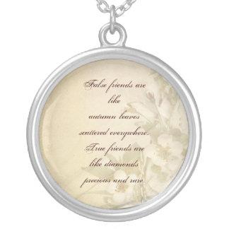 special friend pendant