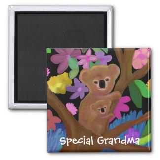 Special Grandma Magnet