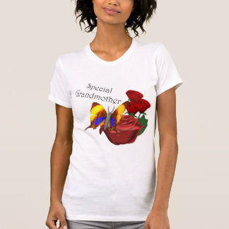 Special Grandmother Mothers Day Gifts Tee Shirts