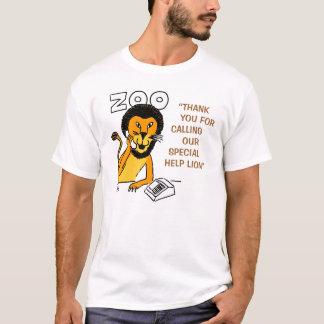Special Help Lion T-Shirt