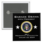 Special Inauguration Pinback Button