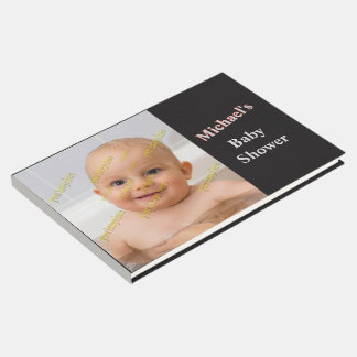 Special Keepsake Create your Own Template Guest Book
