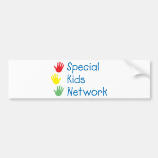 Special Kids Network Bumper Sticker