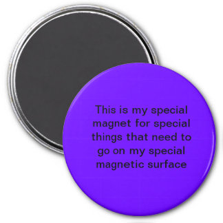 special magnet