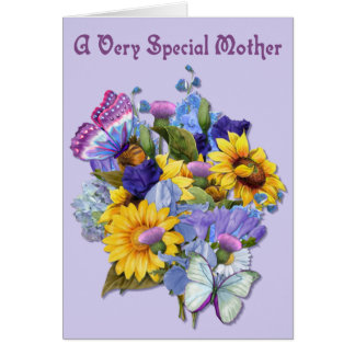 Special Mother's Day Greeting Card