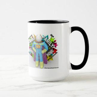 Special Needs Supermom Mug