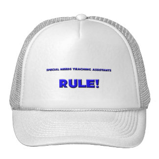 Special Needs Teaching Assistants Rule! Mesh Hats