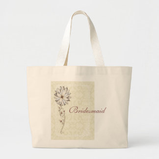 Special Occasion Save the Date Design Jumbo Tote Bag