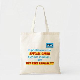 Special offer joke bag