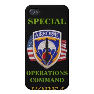 special operations command korea socom i case for iPhone 4