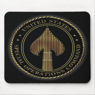 Special Operations Command Mouse Pads