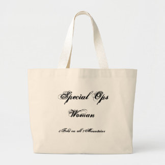 Special Ops Woman Bag
