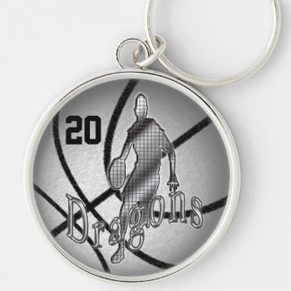 Special Order these Cool Basketball Senior Gifts Key Ring
