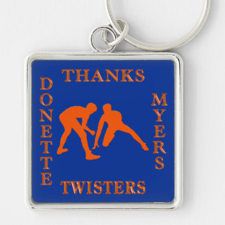 Special Order this Keychain, Your Wrestling Coach Key Ring