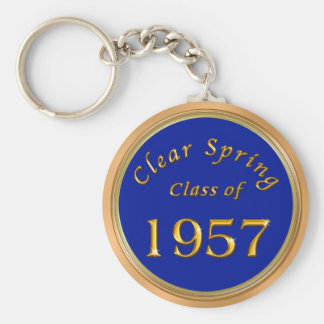 Special Order Your Cheap Class Reunion Gift Ideas Basic Round Button Key Ring