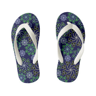 Special Pair of Flip Flops Thongs
