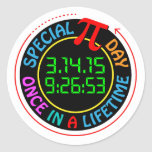 Special Pi Day 2015