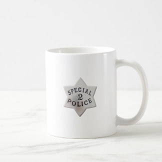 Special Police Coffee Mug
