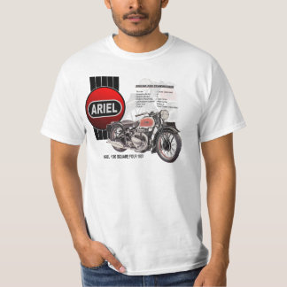*SPECIAL PRODUCT* ARIEL Square Four T shirt